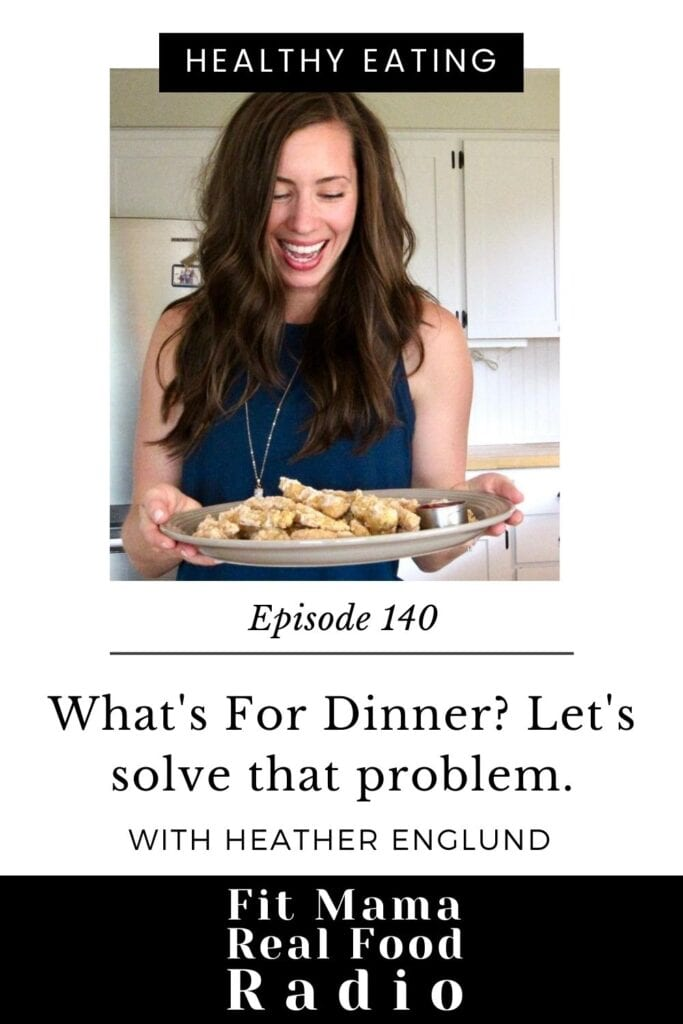 What's For Dinner? Let's Solve That Problem.