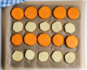 how to make sweet potato buns