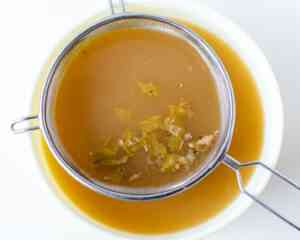 how to make bone broth in a crockpot