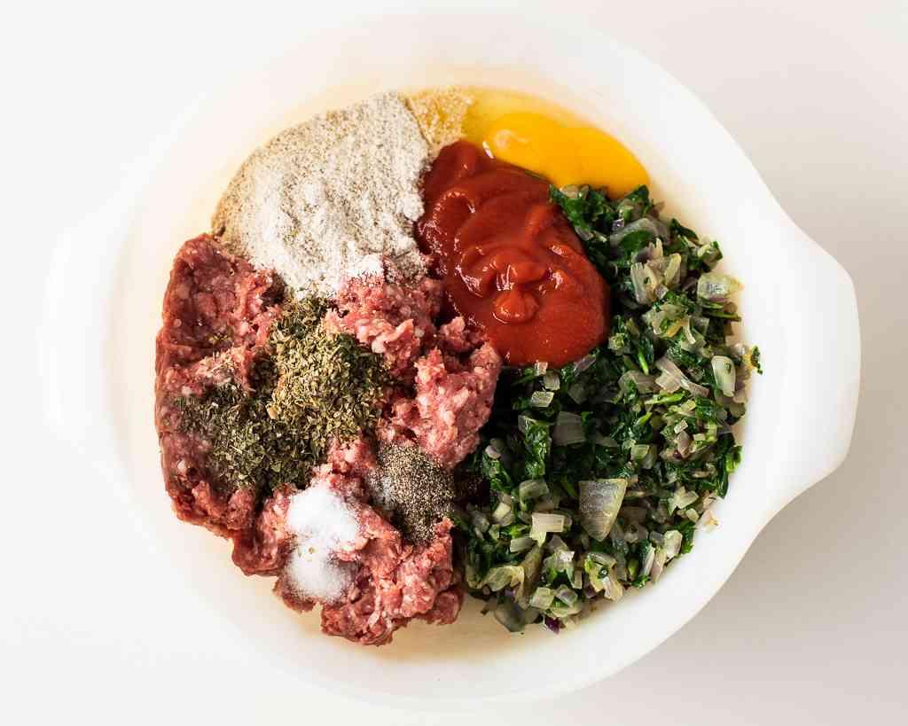 how to make greek lamb meatloaf