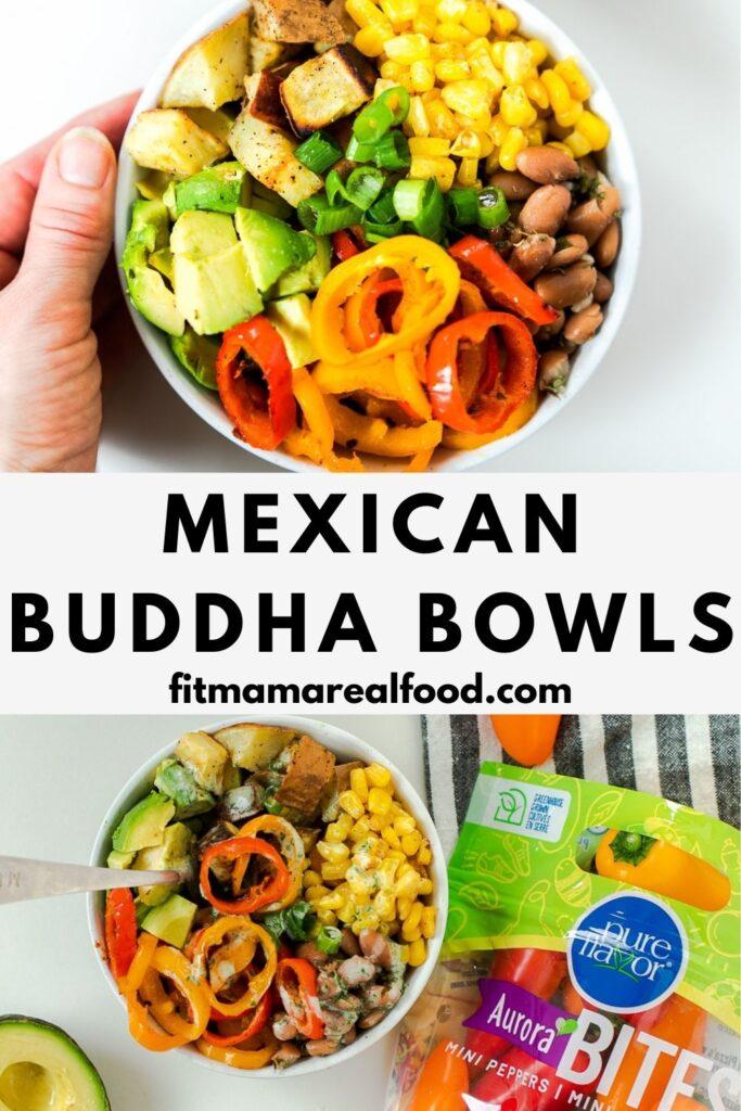 Mexican Buddha Bowls