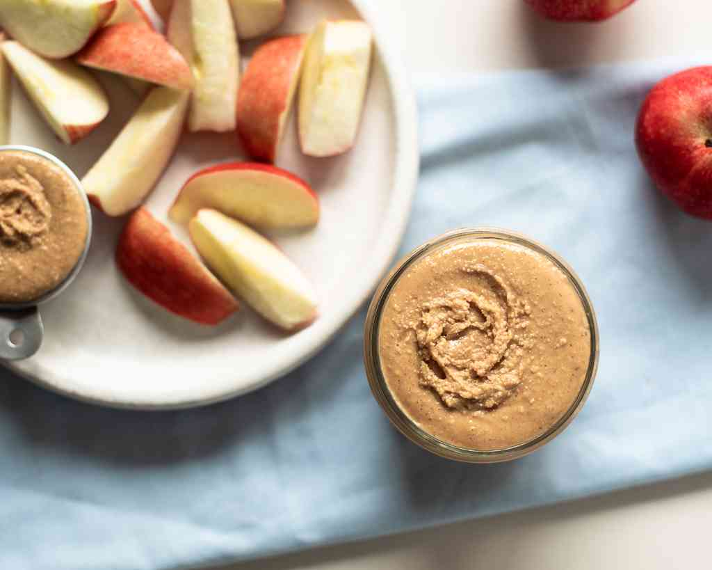 how to make peanut butter in the food processor