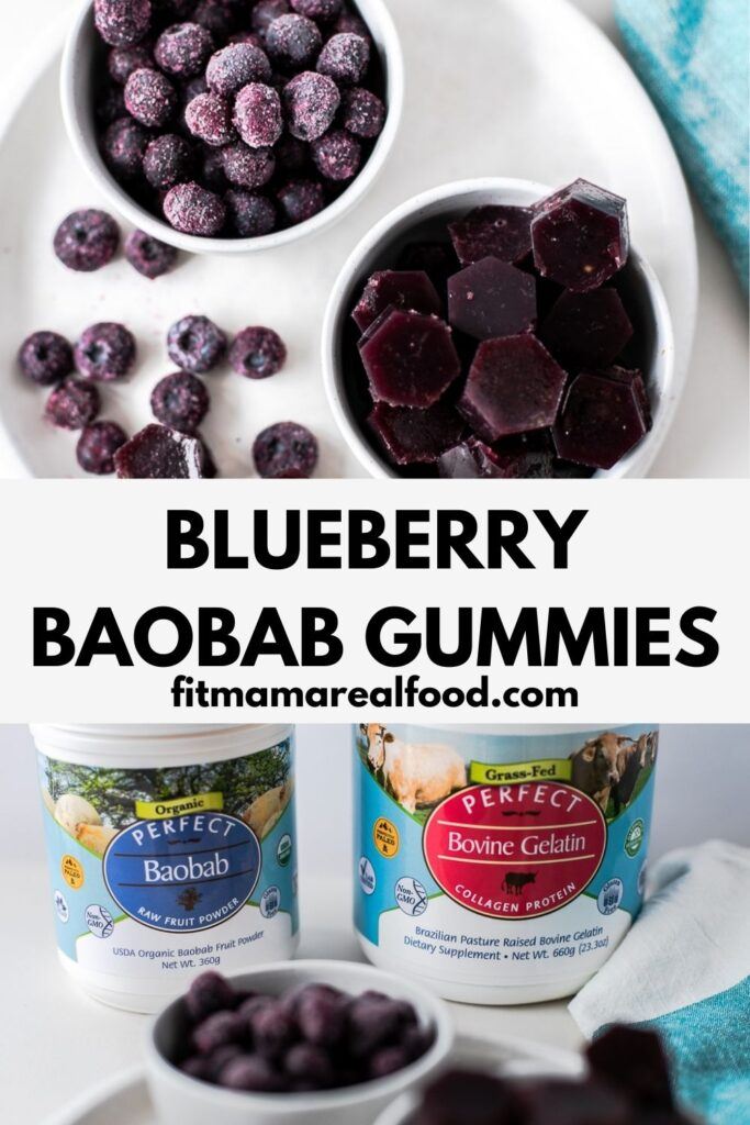 blueberry gummies