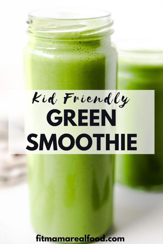 go to green smoothie