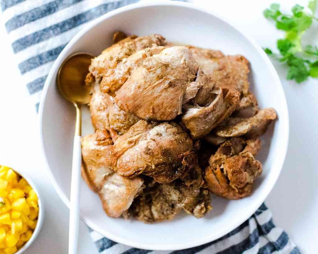 instant pot jerk chicken