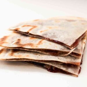 Almond Butter and Jam Quesadillas