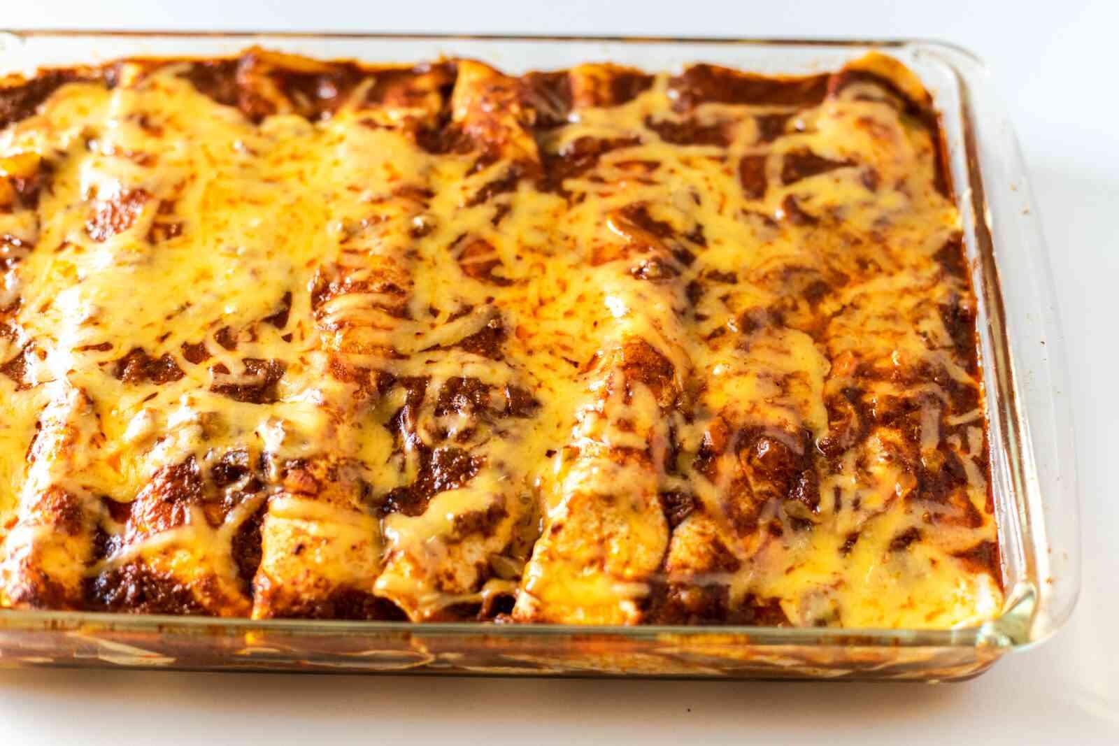 how to make Chile Colorado burritos