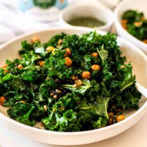 kale crunch salad