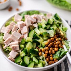 healthy turkey salad recipe